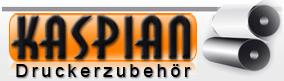 Kaspian Druckerzubehör-Logo